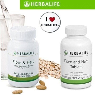 FIBER AND HERB HERBALIFE Herbalife Fiber And Herb Tablets ★ Get your body shape and be healthy