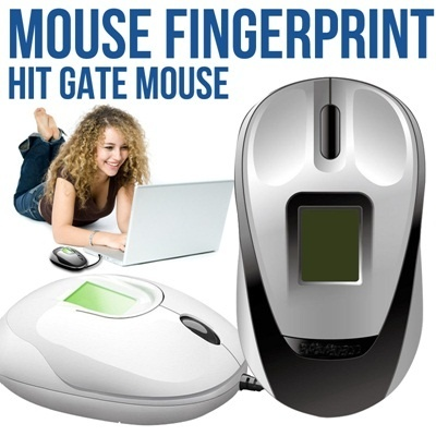 HIT Gate Mouse Fingerprint
