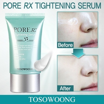 TOSOWOONG[Pore serum] Silky-smooth skin/shrink pore Serum/amazing texture change