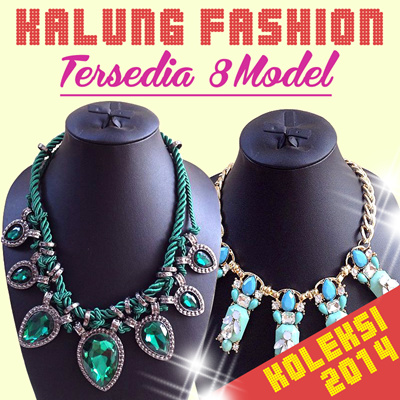 *Fashion Necklace*_Statement Necklace_Koleksi 2014