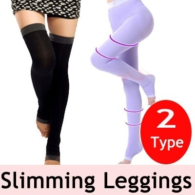 ★Stock SG/Free Gifts★Compare Real Price/Free Shipping/4Color/ 480D 420D Slimming Socks/Slimming pants