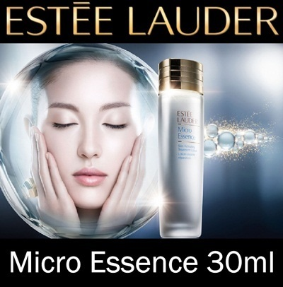 HADIR di INDONESIA!! Estee Lauder Micro Essence Skin Activating CELL First Treatment Lotion 30ml (For All Skin Types)(15mlx2)- Better Than SK-**