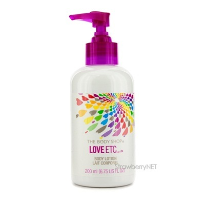 The Body Shop Love ETC Body Lotion 200ml/6.75oz
