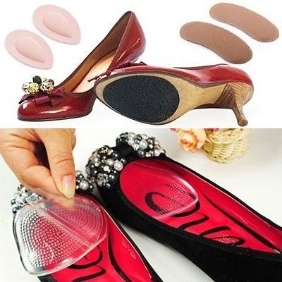 [Hot Sales]Shoe Care Accessories - Anti slip shoe pad/Insoles/Sole Heel Grips/Footcare Range