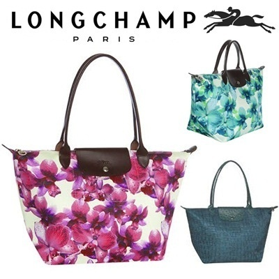 ★【Longchamp】★100%AUTHENTIC★【EMS FREE】★TOTE BAG COLLECTIONS★【WORLDWIDE FREE EXPRESS】★