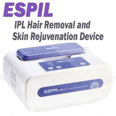 ESPIL (IPL/Hair Removal/Skin ejuvenation/CE/KFDA/Korea)