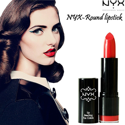 NYX **Round Lipstick** *19 Colors