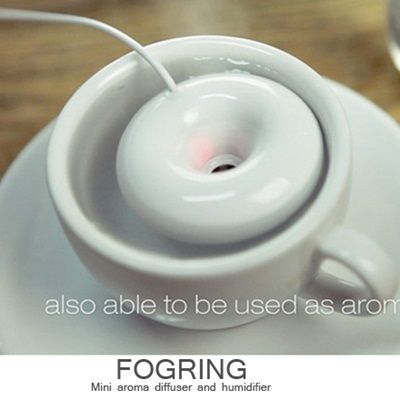 [LIMITED TIME OFFER] FOGRING - MINI USB AIR HUMIDIFIER / AROMA DIFFUSER