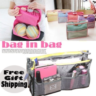 ★NEW OPEN SPECIAL/Free Gifts/Free Shipping★Lowest Real Price★Bag in Bag/Worth S$2 Free gifts/Pouch/Bag/Travel/