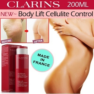 LIMITED OFFER!! CLARINS Body Lift Cellulite Control 200ml - [BUY 2 FREE SHIPPING]