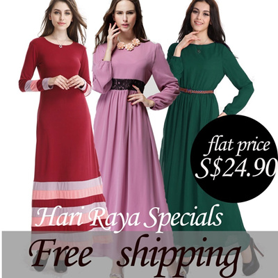 free shipping!summer new arrival Muslimah Fashion  Dresses