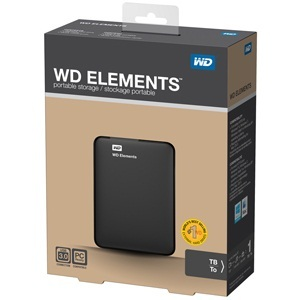 HDD External WD elements 1TB PALINK MURAH!!!