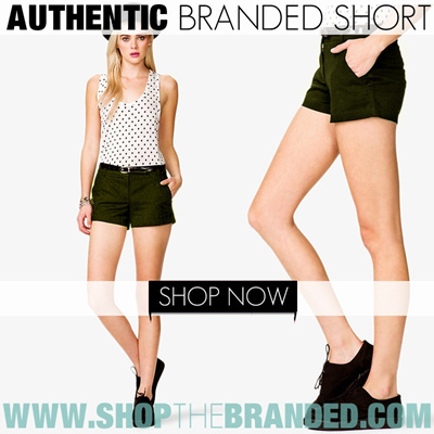 !NEW ARRIVAL 100% AUTHENTIC BRANDED SHORT! 10 STYES! CRAZY PRICE!