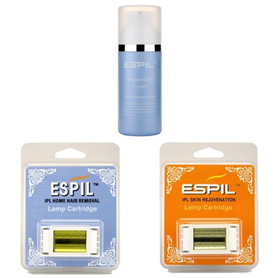 ESPIL Cartridge(IPL/Hair Removal/Skin Rejuvenation/CE/KFDA/Korea)