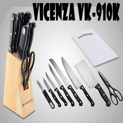 Get [10 in 1] Knive Set Vicenza Best price!! Just for you