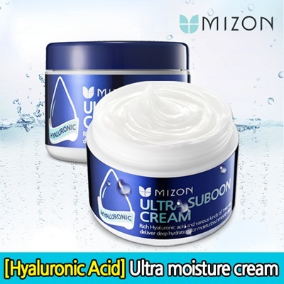 [MIZON]HYALURONIC ULTRA SUBOON CREAM BULK /80ml