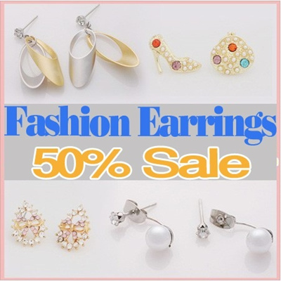 super sale!! ★300+choices★Pretty korea earrings ★ necklace