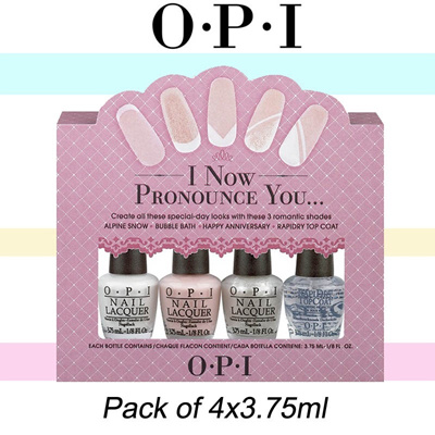 OPI MINI SERIES UPDATED*Spring/Summer Collection 2014