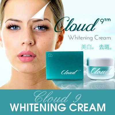 Korean Cosmetics ♥ The Golden Fishery [Cloud 9] Whitening Cream / Blanc de white / Liver Spot Whitening Wrinkles