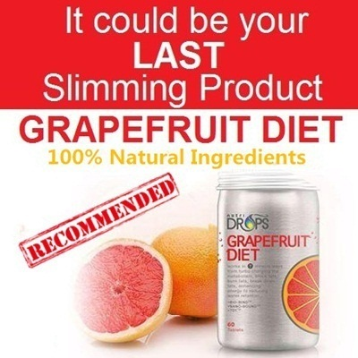 [$59 TIME SALE] *SG Authorized Distributor* GRAPEFRUIT DIET *READY STOCK SG! Buy 2 FREE Shipping!!* Grapefruit Diet USA Advance Slimming Technology! It could be your LAST slimming product!