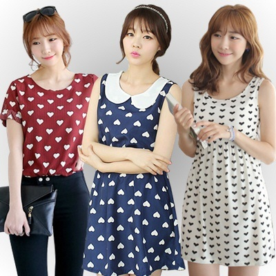★NEW ARRIVALS★ Korean Lovely Casual Dress and Blouse