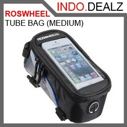 ROSWHEEL BICYCLE BAG (MEDIUM) TAS SEPEDA ROSWHEEL