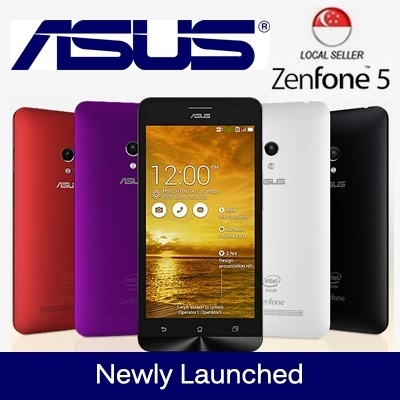 Asus Zenfone 5 with 8GB ROM ! Elegant and Powerful ! 6 Months Warranty !!!
