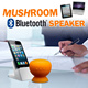 Mushroom bluetooth speaker (with mic)/English manual
