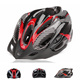 Fashion New Safty Cycling Adult Mens Bike Bicycle Carbon Safety Helmet w/ Visor 21 Holes Red