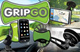 GripGo Mobile Phone Car Holder GPS Navigation Mount iPhone 4 5 Samsung S3 S4 non-stick hands-free As Seen On TV ReadyStock in SG