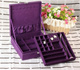New arrival* JEWELRY box watch display organiser stand earring necklace pendant storage