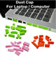 PC Dust Cap For Laptop PC / Computer ★ (Content 13 pcs)Laptop / NoteBook Dust Plug/Dust cap/Dust cover/Anti-Dust Plug