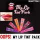 [Berrisom] Oops My Lip Tint Pack (6 Types) ☆New Arrival and New Style Lip Color!☆ ★December 2014 Best and Hit Item in Korea★