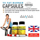 T5 Fat Burners from UK. Scientifically Backed Weight Loss Diet Slimming Pills 30 Capsules. Direct from UK. Ready Stocks in SG.