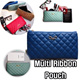 ★New arrivals★ NEW 2014 Smart phone case Multi Pouch Handbag Cosmetic Case Made in Korea ribbon tote bag woman bag case Pouch