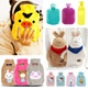 buy 3 free shipping/cute hot-water bottle/ Animals water bag/ warm/room/office/outdoors