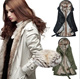 M67 TODAY SPECIAL PRICE★3WAYS TO WEAR FUR COATS ★New Korean womens autumn and winter fur
