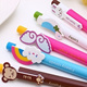 SHOPSTARS BUY 5 FREE 1 !!   CUTE FANCY RAINBOW KOREA PEN/ CHILDREN GIFT PACK / CHILDREN PEN / ANIM
