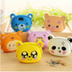 [One Spac] Christmas gift Cute bear coin pouch / key pouch / christmas present / cute cartoons / fashion accessories / cosmetic pouch  / lipstick pouch