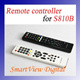 Remote Controller for AZ America S810B/mini S810B satellite receiver