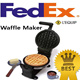 ★Shocking Price ★Brand New LEQUIP LW-425 original belgian Waffle Maker easy flip ★Free FedEx