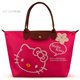 kitty super cute Hello Kitty cartoon casual shopping bag large capacity waterproof shoulder bag-BBSTB