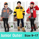 [HowRU Shop]★ 2014 Winter New Junior Top ★ Outerwear Zip-up Hood Jacket Korea Fashion Child Suit Korean Stylish Kid Cloth Boys Girls Children Kids Style High Quality / Gift