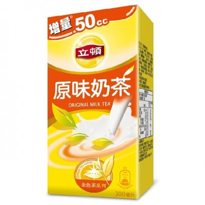 qoo10 立頓原味奶茶 lipton original milk tea 300ml nutritious items