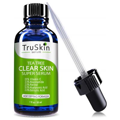 [직구핫딜] 트루스킨 티트리 스킨세럼 30ml TruSkin Tea Tree Serum  추천!!