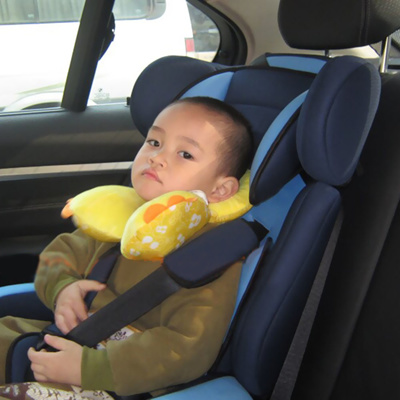 0 12 Months Cartoon Baby Care Pillow Infant Safety Seat Headrest Travel For