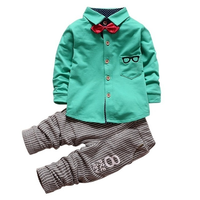 133c6148aa81 Qoo10 - 0-4Years Baby Boys Girls 2 Pieces Clothes Sets Kids Children ...