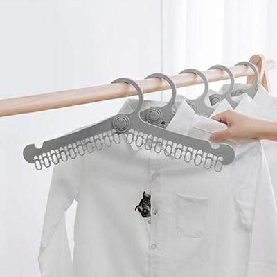(1 +1 Free) Cloth Hanger type foldable sock clip drying rack/ folding sock  hanger