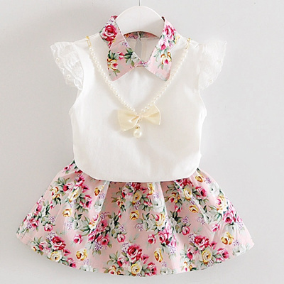 3149c630e Qoo10 - 1-2 girls girls little girls in summer clothes to children ...