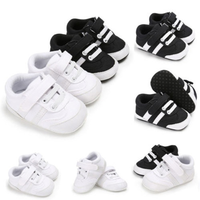 9fdf0726e6ff Qoo10 - 1 Pair Cute Baby Kids Boys Girls Leather Shoes Toddler Moccasin  Soft ...   Kids Fashion